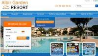 Rediseño y Desarrollo de la web de los hoteles Sun Confort con Wordpress