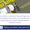 Hostal Persal – Cartel Parking Concertado