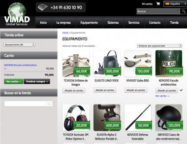 Vimad Global – Tienda Virtual