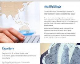 Diseño y desarrollo de la web en WordPress y Prestahop