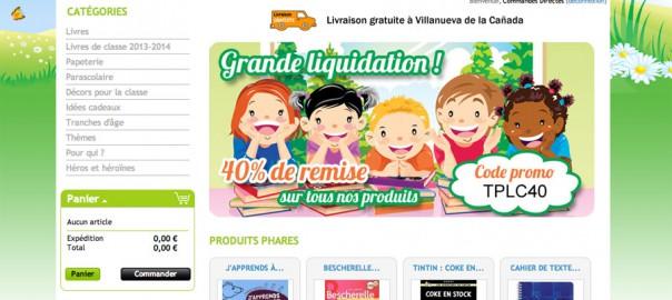 Tout pour la classe - Homepage